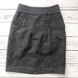Cabi Blair tweed skirt